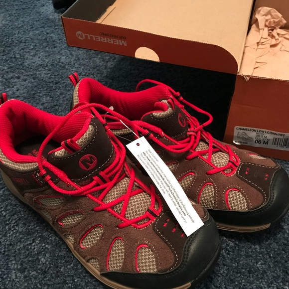 Merrell Shoes   Boys Hiking Sneakers